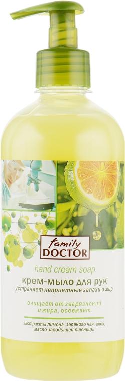 Крем-мыло для рук устраняет неприятные запахи и жир - Family Doctor