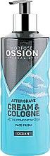 """Духи, Парфюмерия, косметика Крем после бритья """"Океан"""" - Morfose Ossion After Shave Cream & Cologne Ocean"""