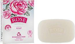 Мыло - Bulgarska Rosa Rose Original Soap — фото N1