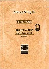 Духи, Парфюмерия, косметика Альгинатная маска для лица - Organique Algae Mask Cranberry