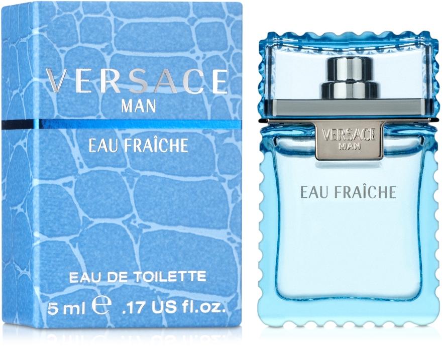 Versace Man Eau Fraiche - Туалетная вода (мини)