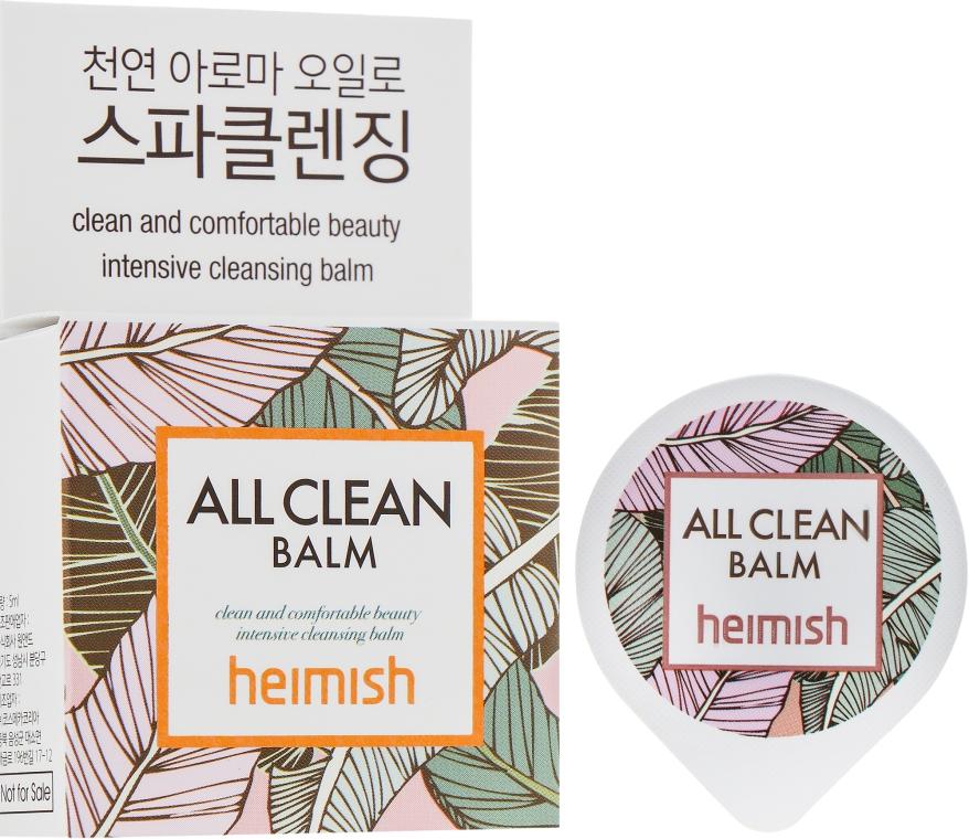 Очищающий бальзам - Heimish All Clean Balm Blister (пробник)