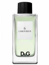 Духи, Парфюмерия, косметика Dolce&Gabbana 6 LAmoureux - Туалетная вода (тестер с крышечкой)