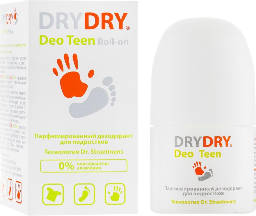 Парфюмированный дезодорант для подростков - Lexima Ab DryDry Deo Teen