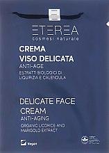 Крем для лица - Eterea Supreme Crema Viso Antiage Delicata (пробник) — фото N1