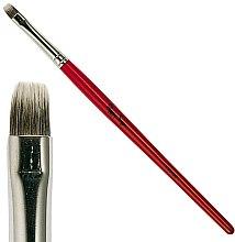 Духи, Парфюмерия, косметика Кисть для макияжа губ, 5 мм, красная, 135122 - Peggy Sage Lip Brush