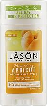 Духи, Парфюмерия, косметика Дезодорант – стик «Абрикос» - Jason Natural Cosmetics Pure Natural Deodorant Stick Apricot