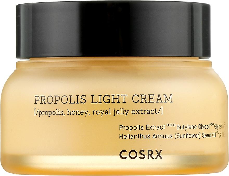 Легкий крем для лица на основе экстракта прополиса - Cosrx Propolis Light Cream