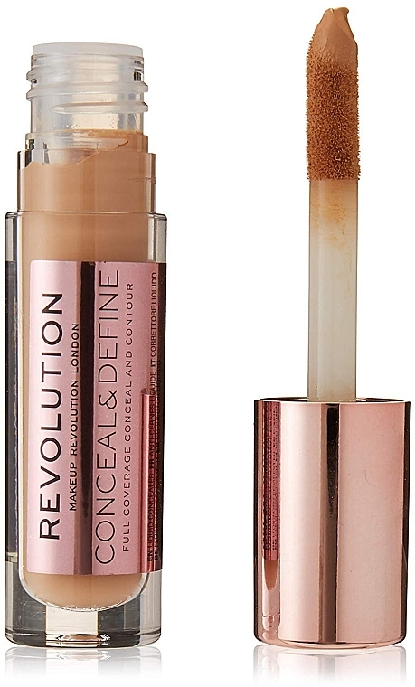 Консилер для лица - Makeup Revolution Conceal and Define Concealer