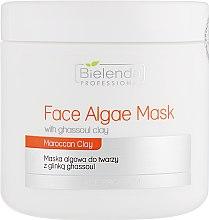 Духи, Парфюмерия, косметика Альгинатная маска для лица с глиной Гассул - Bielenda Professional Algae Face Mask
