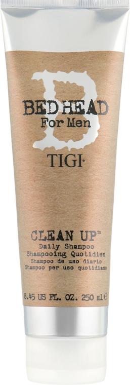 Ежедневный шампунь для мужчин - Tigi B For Men Clean Up Daily Shampoo