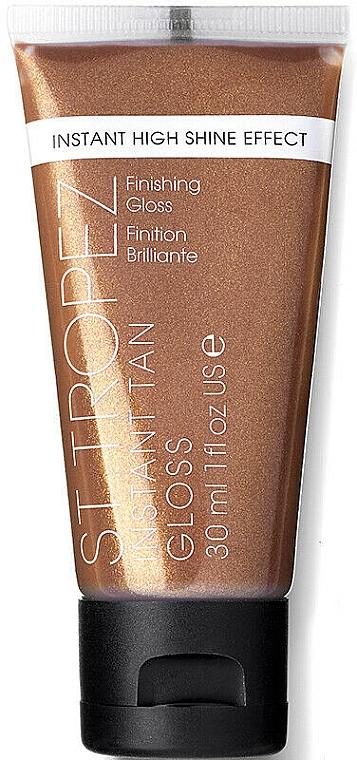 Лосьон-блеск для тела - St.Tropez Instant Tan Finishing Body Gloss