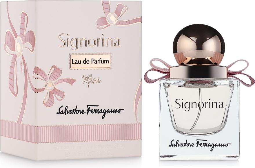 Salvatore Ferragamo Signorina - Парфюмированная вода (мини)
