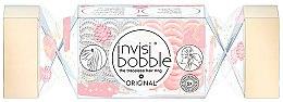 Духи, Парфюмерия, косметика Набор резинок для волос - Invisibobble Original Duo Cracker Better Than Lametta