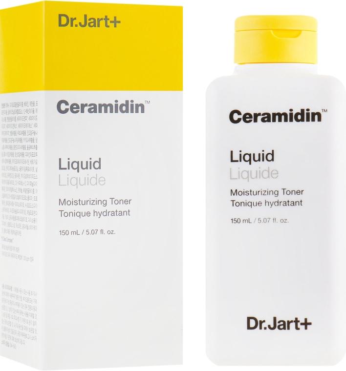 Увлажняющий тонер с керамидами - Dr. Jart+ Ceramidin Liquid