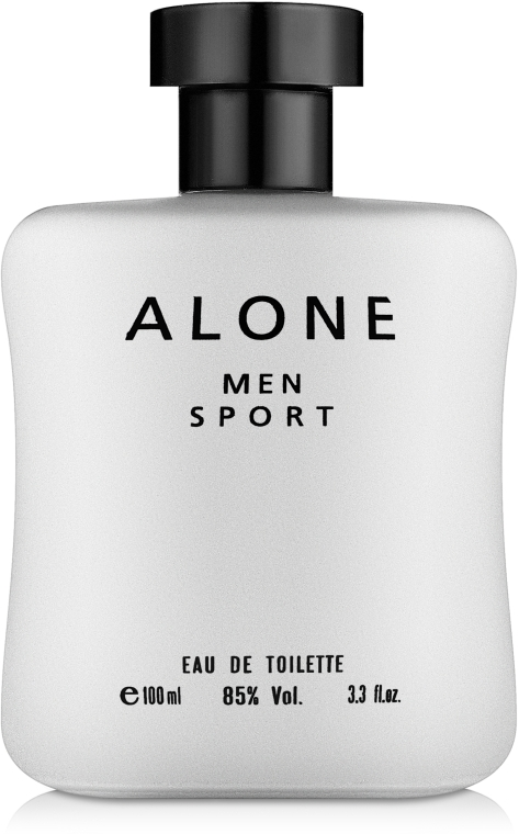 Sterling Parfums Alone Men Sport - Туалетная вода