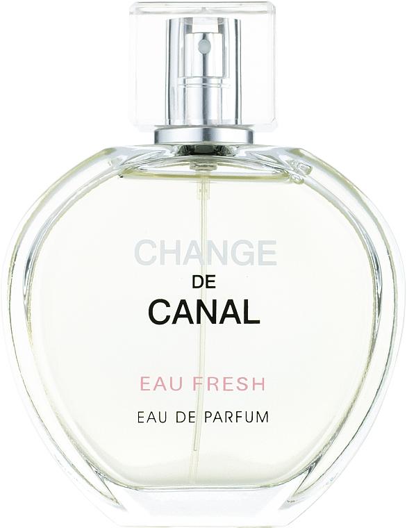 Fragrance World Change de Canal Eau Fresh - Парфюмированная вода