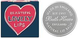 Духи, Парфюмерия, косметика Бальзам для губ - Bath House Beautiful Lovely Lips Red Berry Lip Balm