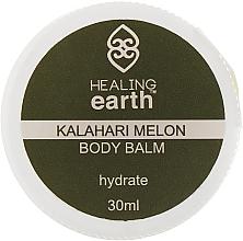 Духи, Парфюмерия, косметика Увлажняющий бальзам для тела с дыней Калахари - Healing Earth Kalahari Melon Body Balm