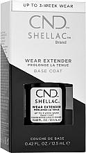 Парфумерія, косметика Пролонговане базове покриття - CND Wear Extender Base Coat