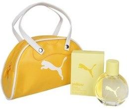 Духи, Парфюмерия, косметика Puma Yellow Woman - Набор (edt/40ml + bag)