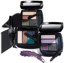 Четырехцветные тени для век - Avon True Color Eyeshadow Quad — фото N4