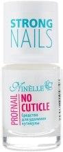 Духи, Парфюмерия, косметика Средство для удаления кутикулы - Ninelle No Cuticle Profnail