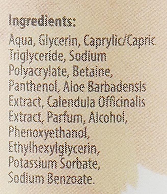 Крем для обличчя - Ceano Cosmetics Face cream Moisturizing — фото N3
