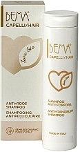 Духи, Парфюмерия, косметика Шампунь против перхоти - Bema Cosmetici Bema Love Bio Anti-Roos Shampoo