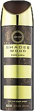 Духи, Парфюмерия, косметика Armaf Shades Wood - Дезодорант