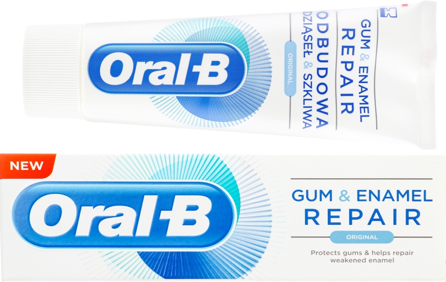 Зубная паста - Oral-B Professional Gum & Enamel Repair Original
