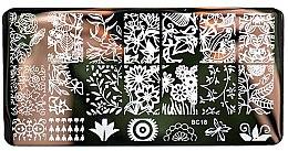 Духи, Парфюмерия, косметика Пластина для стемпинга - Tufi Profi BC-18