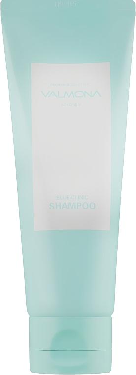 """Шампунь для волос """"Увлажнение"""" - Valmona Recharge Solution Blue Clinic Shampoo"""