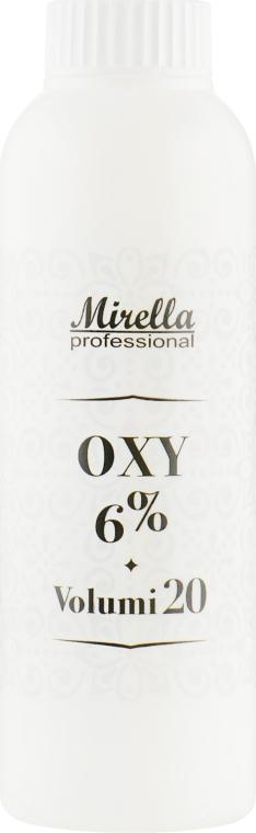 Универсальный окислитель 6% - Mirella Oxy Vol. 20