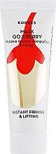 """Духи, Парфюмерия, косметика Маска """"Мгновенный лифтинг"""" с ягодами годжи - Korres Goji Berry Instant Firming & Lifting Mask"""