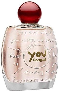 Desigual You - Туалетная вода (тестер без крышечки)