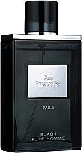 Духи, Парфюмерия, косметика Parfums Pergolese Paris Rue Pergolese Black Pour Homme - Туалетная вода (тестер с крышечкой)