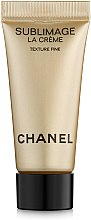 Духи, Парфюмерия, косметика Антивозрастной крем легкая текстура - Chanel Sublimage La Creme Texture Fine (мини) (тестер)