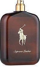 Духи, Парфюмерия, косметика Ralph Lauren Polo Supreme Leather - Парфюмированная вода (тестер без крышечки)