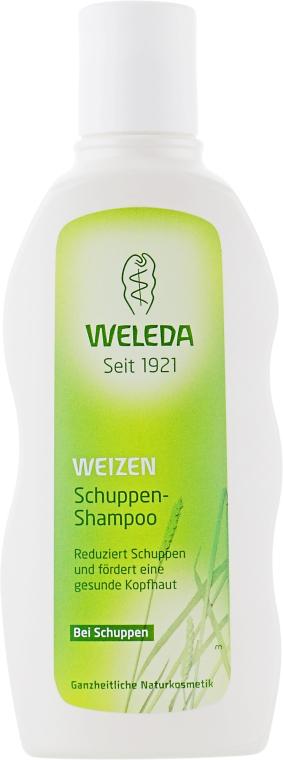 Шампунь от перхоти с экстрактом пшеницы - Weleda Weizen Schuppen-Shampoo