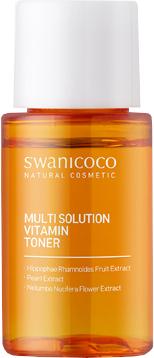 Мультивитаминный восстанавливающий тонер - Swanicoco Multi Solution Vitamin Toner (мини)
