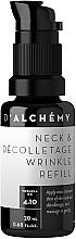Духи, Парфюмерия, косметика Заполнитель морщин для шеи и декольте - D'Alchemy Neck & Decolletage Wrinkle Refill