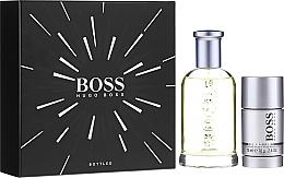 Духи, Парфюмерия, косметика Hugo Boss Boss Bottled - Набор (edt/200ml + deo/stick/75ml)
