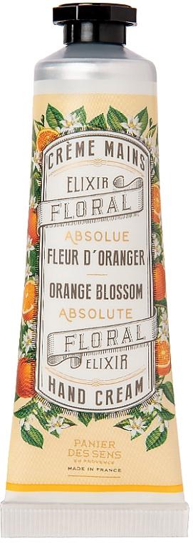 "Крем для рук ""Флердоранж"" - Panier Des Sens Orange Blossom Hand Cream"