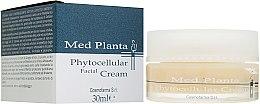 Духи, Парфюмерия, косметика Регенерирующий энергизирующий крем для лица - Cosmofarma Med Planta Phytocellular Cream