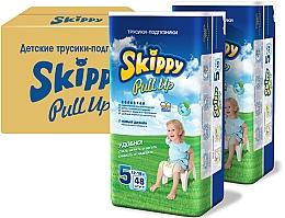 "Духи, Парфюмерия, косметика Трусики-подгузники ""Pull Up 5"" (12-18 кг, 2х48 шт) - Skippy"
