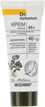 Духи, Парфюмерия, косметика Крем ночной 45+ глубокое восстановление и питание - BelKosmex Dr. Herbarium