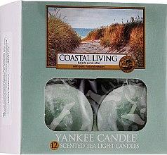 Духи, Парфюмерия, косметика Чайные свечи - Yankee Candle Scented Tea Light Candles Coastal Living