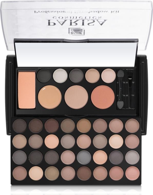 Палитра для макияжа, 40 оттенков - Parisa Cosmetics Eyeshadow Kit