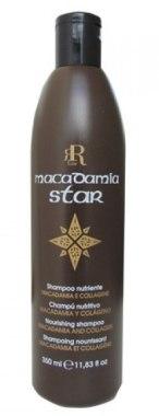 Шампунь для волос с маслом макадамии и коллагеном - RR Line Macadamia Star
